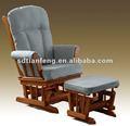 reclinable silla mecedora