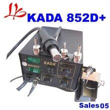 SMD KADA 852D+ Soldering Station BGA rework equipment SMT Welder 852