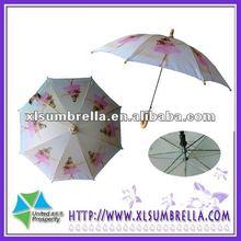 cheap Fancy kids doll umbrella manufacturer