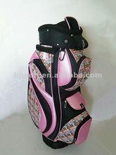 Stylish Colorful golf cart bag