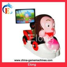 KR-EL1569 Monkey kiddie rides arcade game machine maximum tune arcade game machine