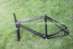 2012 Newest!!! carbon cyclocross frame disc&fork,super light cyclocross bike frame