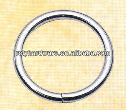Zinc alloy side release buckle