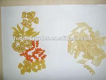 screws shapes pasta processing line /pasta extruder/pasta production line