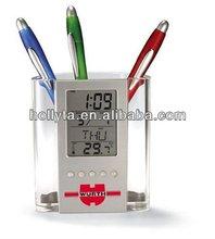Desktop Calendar Carton Display Pen/Pencil Holder
