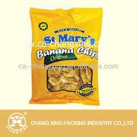 banana chips packaging bag platic