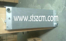 PC300-7 radiator ass'y 207-03-71110,radiator core ass'y 207-03-71110