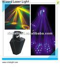Popular 250W Wizard Laser dj lighting on sale
