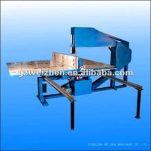WZV-5300B Three wheel vertical cutting machine