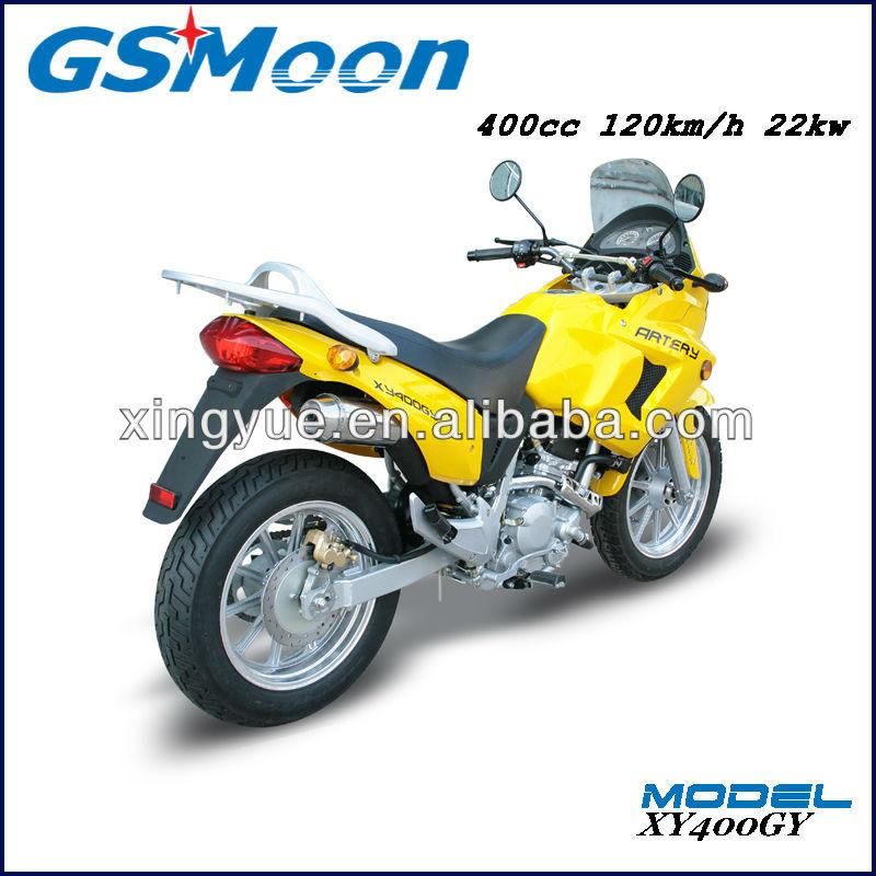 الصين 400CC وكالة حماية البيئة السوق الأوروبية المشتركة دراجة نارية