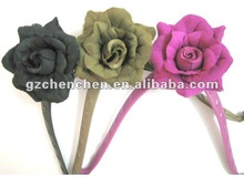 fabric flower shoes accessories