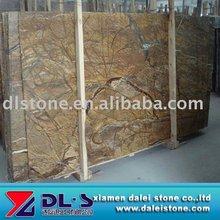 Tropical rainforest marble stone