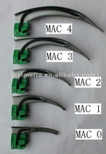 Fiber Optic Disposable MACINTOSH Blades