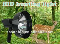 12v 35w/55w hid hunting spotlight 150mm/175mm/240mm