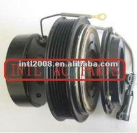 DENSO 7SEU16C auto a/c compressor clutch 6pk pulley for Mercedes Benz W163 W202 T202 C208 W210 S201 V-Klass