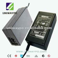 45W 24V 1.8A lighting power adapter UL/PSE/FCC/CE/CCC/ROHS/CQC desktop