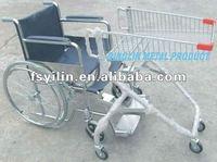 SCD01 metal disabled shopping cart