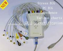 Portable stress test ecg CV1200