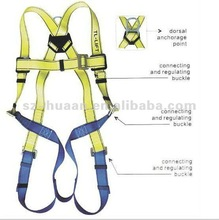 falling protection seat belt industrial safety belt/safety harness fall arrester