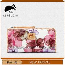 fashion purse,flower wallet