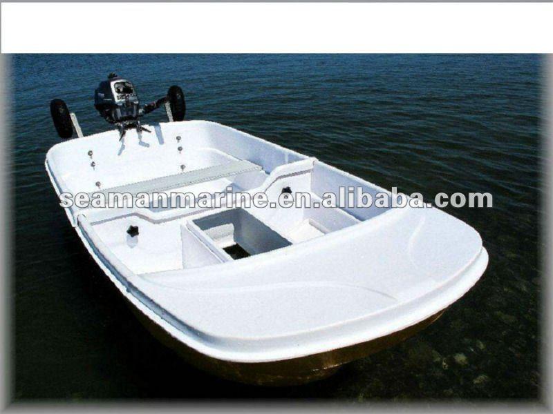 WT240 2.4m Fiberglass Fishing Boat Small Dinghy, View dinghy tender boat, Seamanmarine Product ...