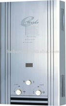 Popular in ready market wall mounted tankless gas water heater/gas boiler,flue/forced exhaust,bathroom using