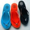 FFY0629 fashion design women high heel flip flops