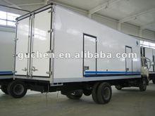 large truck used R680 transport refrigeration units
