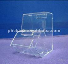 JCD-384 Mini Acrylic Favor Cute Box or Candy Holder or birthday favors display racks or import acrylic gift box