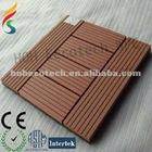 WPC bathroom board/ floor tiles for garden / balcony /backyard/courtyard