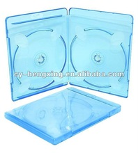 5mm double PP blue ray dvd case
