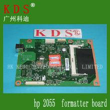 Parti di ricambio stampante 2055dn stampantilaser formatter board cc528-60001 ricambio mainboard