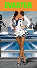 Adult Women Sexy Halloween Sailor Costume