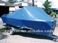 Custom PVC Coating Oxford Fabric Hurricane Boat Cover
