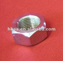 stainless steel bicycle wheel lock nut,hex coupling nut
