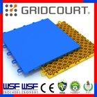 Gridcourt badminton court flooring/surface
