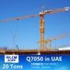 20 Tons Hammerhead Tower Crane