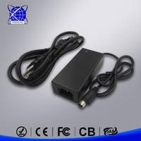 dual voltage output 12v 2a 5v 2a ac power adapter for hardisk