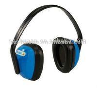 CE EN352-1 EN352-6 sound proof ear muff/colorful oringe blue red black ear muffs/welding helmets ear muffs