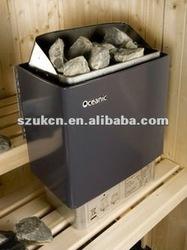 Finnish sauna heater