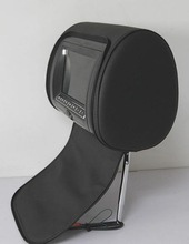 7 inch Headrest DVD with IR/FM/USB/SD-MP5/Speakers/game