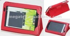 Tablet case cover super slim Stand PU folio Leather case for Lenovo A1