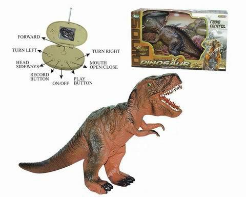 R/C Dinosaurier mit Ton