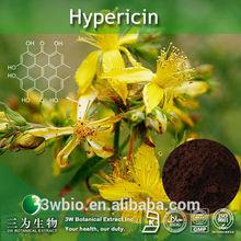 St. John's Wort Extract, 0.3% Hypericin