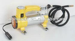 electric car tire pump