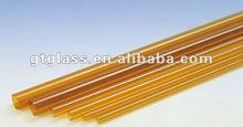 (Amber)pharmaceutical low borosilicate glass tube