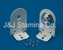 Spring roller blind parts / Roller blind / Metal bracket set