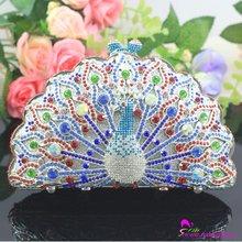 Fashion crystal evening bag