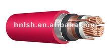 Armoured pvc Insulated pvc sheath Mine Power Cable