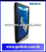 Digital signage 26 inch shopping mall indoor net -work /wifi advertising displayer